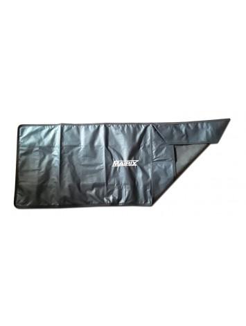Cobertor para Teclado, 7 octavas, simil cuero, C99A.