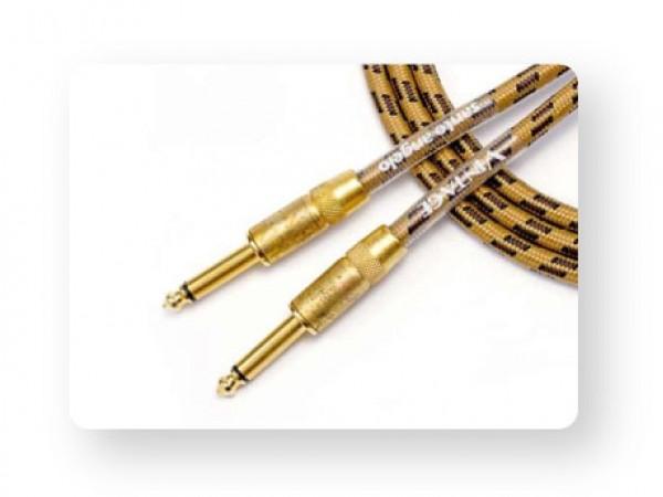 Cable VINTAGE para instrumento