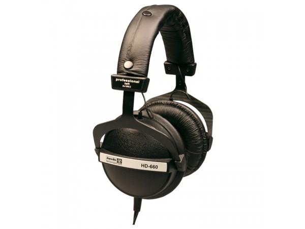 Auricular HD660 cerrado profesional