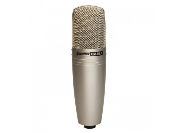 Microfono para Canto CMH8A de Estudio  Condenser