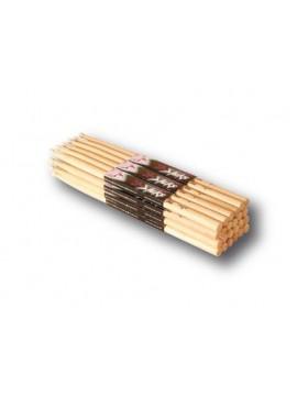 Palillos de madera estandar 5AN punta nylon
